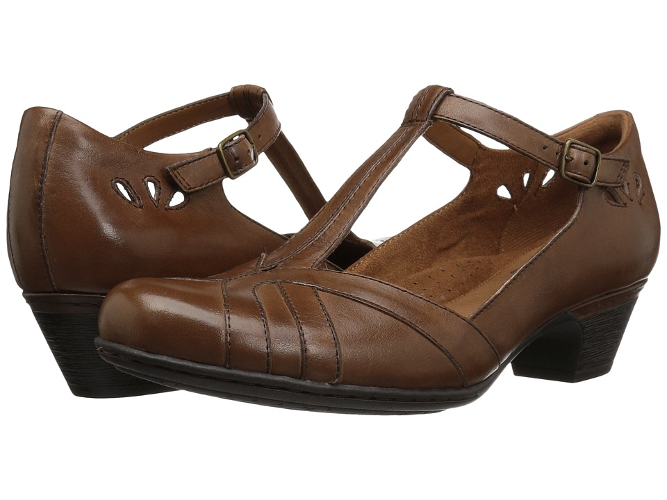 Rockport Cobb Hill Collection Cobb Hill Angelina (Almond) Maryjanes