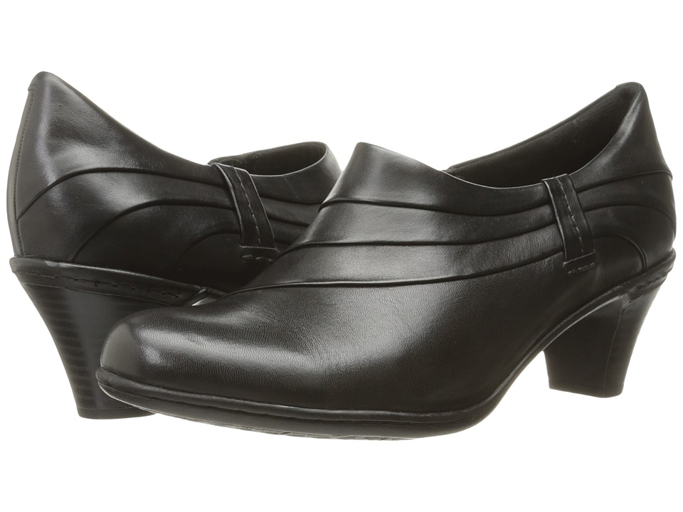 Rockport Cobb Hill Collection - Cobb Hill Melissa (Black) Womens Shoes