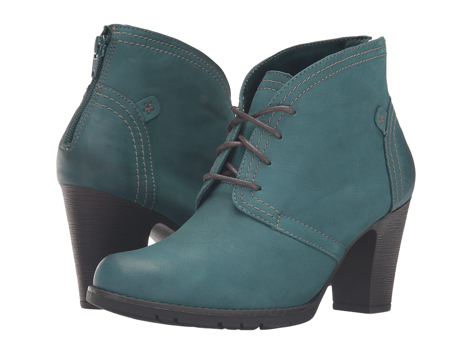 Rockport Cobb Hill Keara (Teal) Women