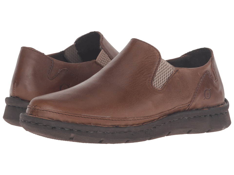 Born Azuma (Mosto Full Grain Leather) High Heels