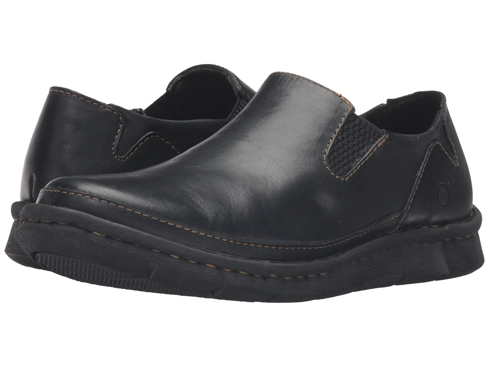 Born Azuma (Black Full Grain Leather) High Heels