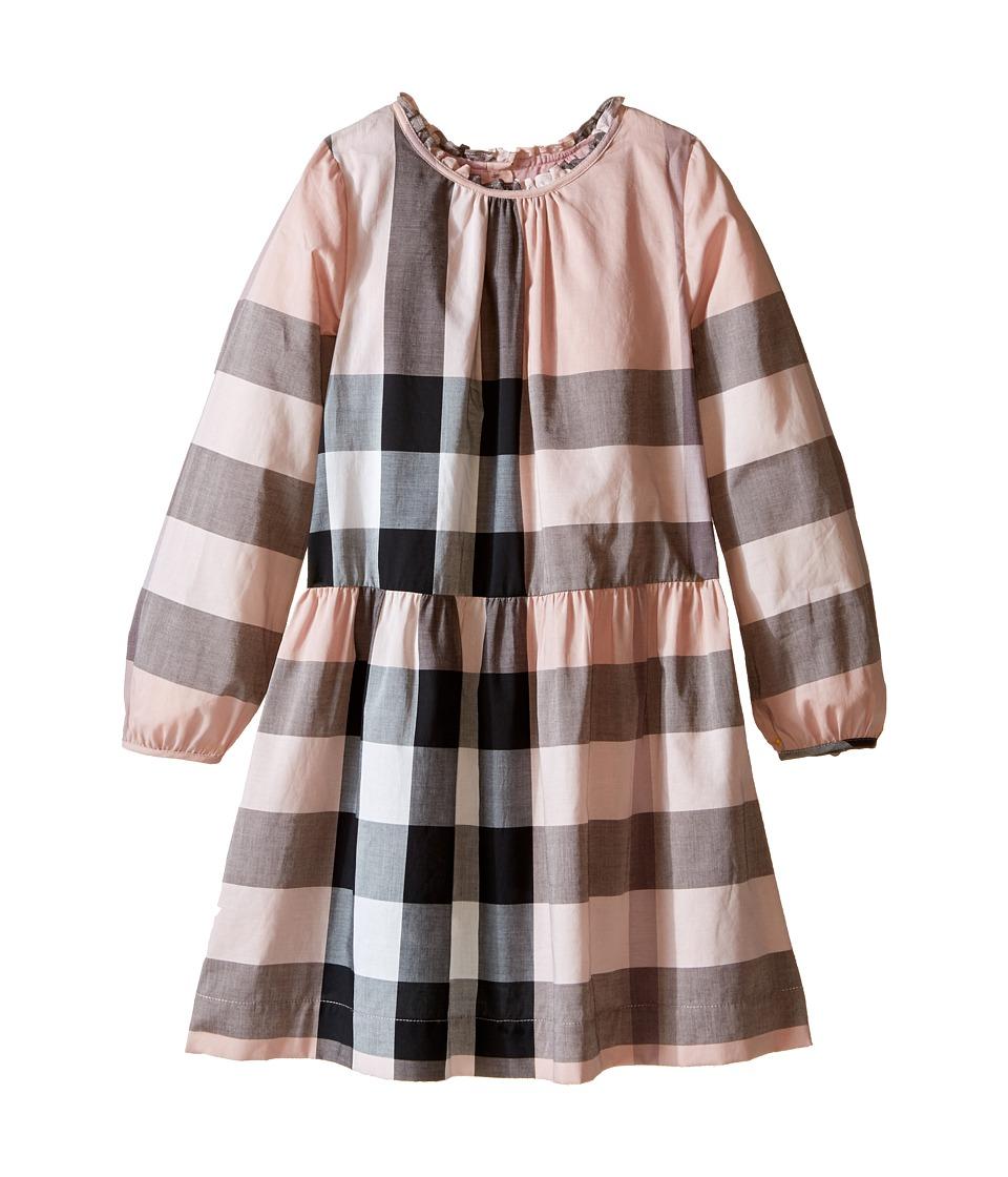 Burberry Kids - Philippa (Little Kid/Big Kid) (Antique Pink) Girl's Dress