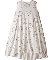 Nununu - Geometric 360 Tank Dress (Little Kids/Big Kids)