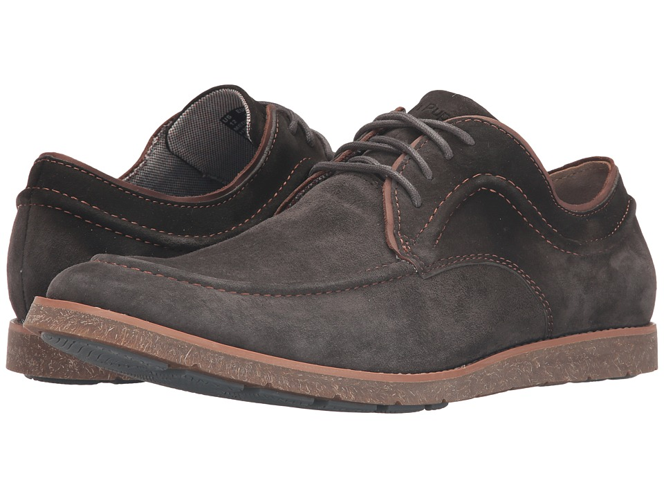 Hush Puppies - Hade Jester (Dark Grey Suede) Men