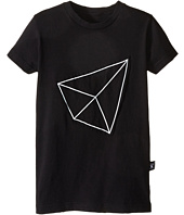 Nununu - Geometric Patch T-Shirt (Infant/Toddler/Little Kids)