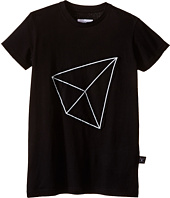 Nununu - Geometric Patch T-Shirt (Little Kids/Big Kids)