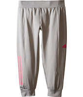 adidas Kids - Slim Capris (Big Kids)