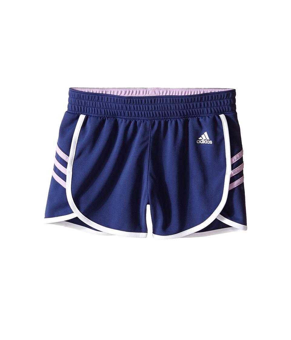adidas Kids - Ultimate 3 Stripe Knit Shorts