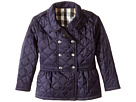 Burberry Kids Portree Quilted Coat (Infant/Toddler)