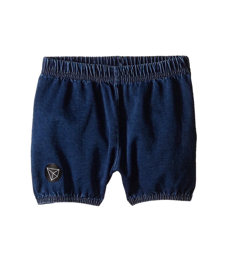 Nununu Denim Yoga Shorts Infant/Toddler/Little Kids Denim Kids Shorts