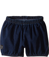 Nununu - Denim Yoga Shorts (Little Kids)