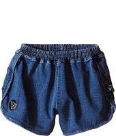 Nununu - Denim Gym Shorts (Infant/Toddler/Little Kids)