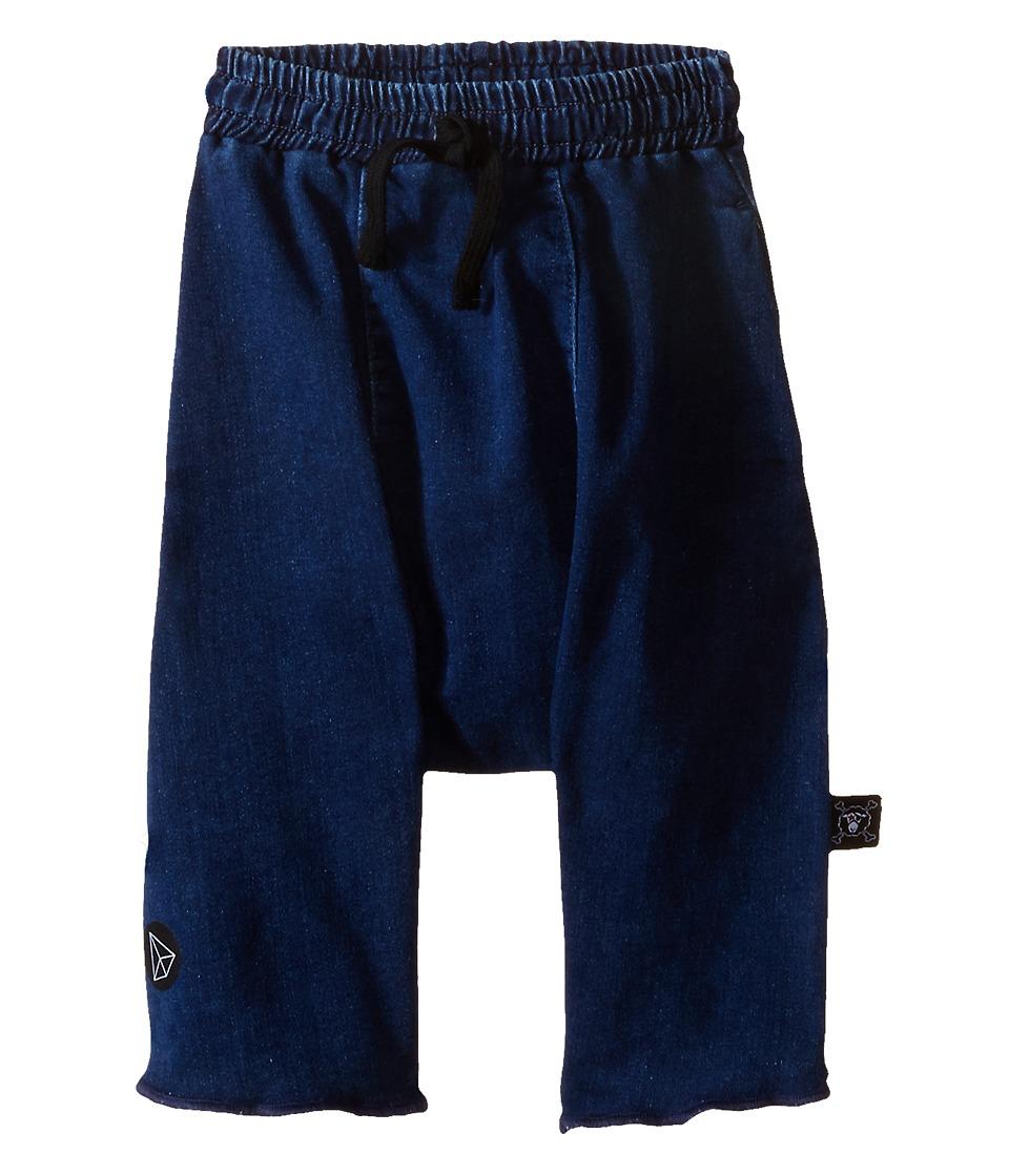 Nununu Denim Harem Shorts Little Kids/Big Kids Denim Kids Shorts