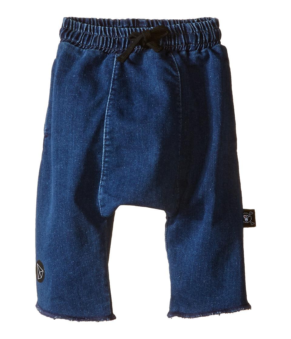 Nununu Denim Harem Shorts Infant/Toddler/Little Kids Denim Kids Shorts