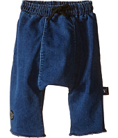 Nununu - Denim Harem Shorts (Infant/Toddler/Little Kids)