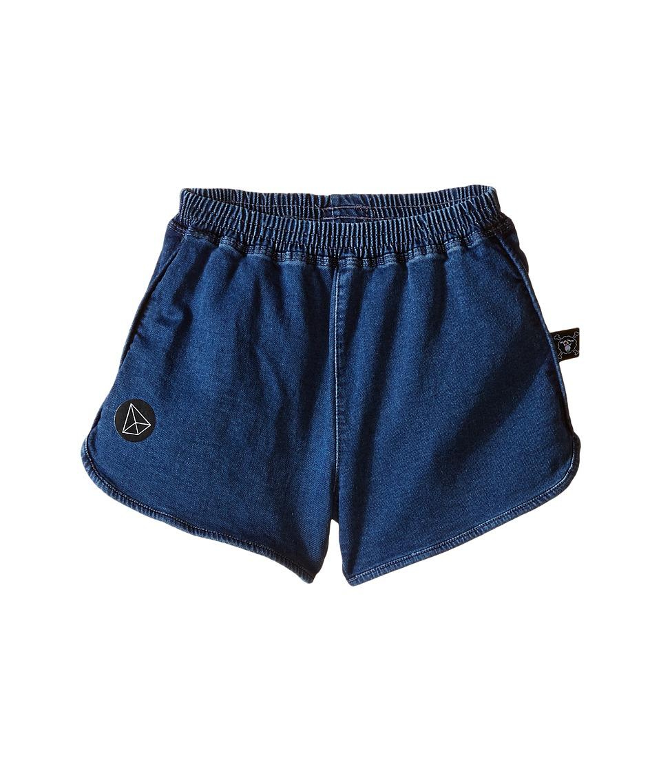 Nununu Denim Gym Shorts Little Kids/Big Kids Denim Kids Shorts