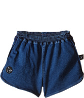 Nununu - Denim Gym Shorts (Little Kids/Big Kids)