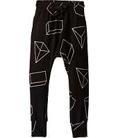 Nununu - Geometric Baggy Pants (Infant/Toddler/Little Kids)