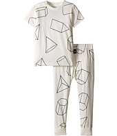 Nununu - Geometric Lounge Wear (Infant/Toddler/Little Kids)