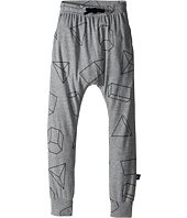 Nununu - Geometric Baggy Pants (Little Kids/Big Kids)