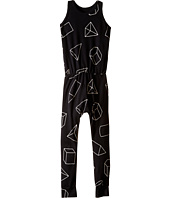 Nununu - Geometric Romper (Little Kids/Big Kids)