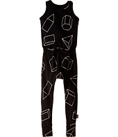 Nununu - Geometric Romper (Infant/Toddler/Little Kids)