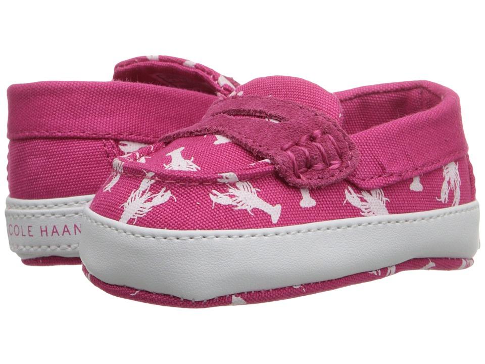Cole Haan Kids Pinch Weekender Infant/Toddler Electra/White Kids Shoes