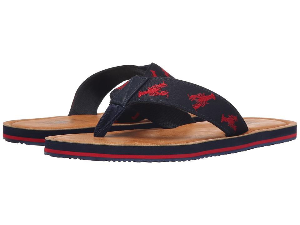 Cole Haan Kids Pinch Trap Little Kid/Big Kid Marine Blue/Red Lobster Kids Shoes
