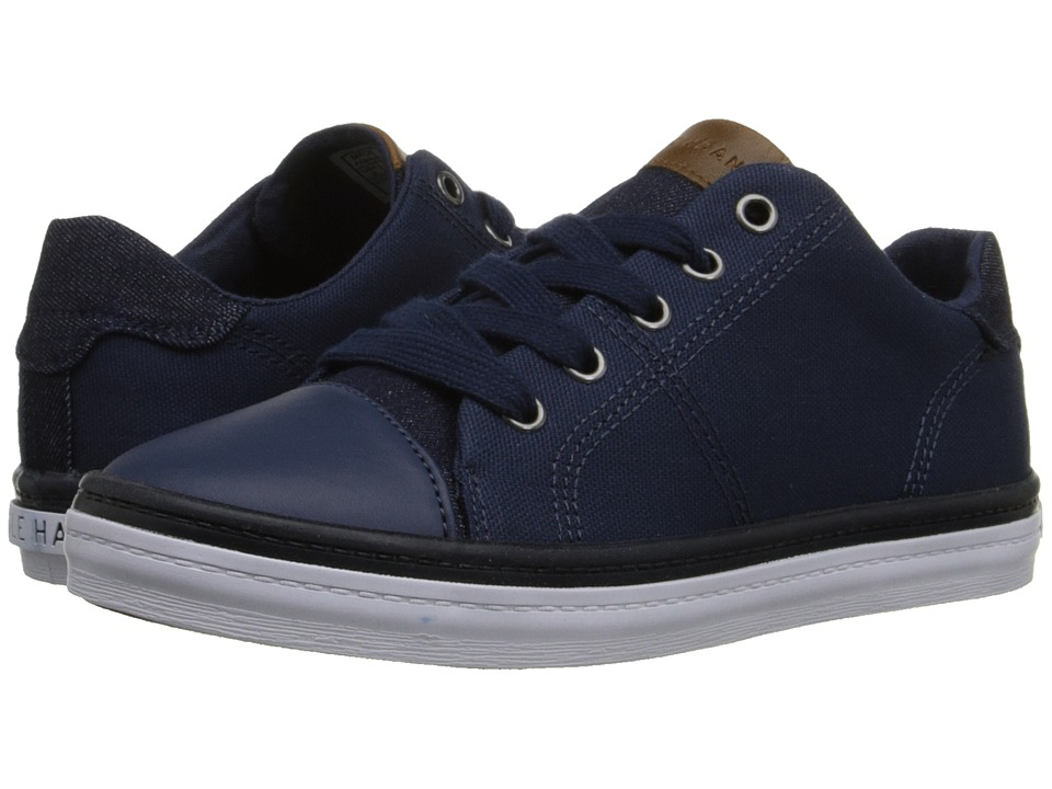 Cole Haan Kids Pinch Court Little Kid/Big Kid Marine Blue/Chambray Kids Shoes