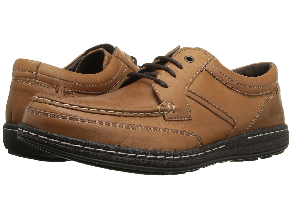 Hush Puppies - Vines Victory (Dark Brown Leather) Men's Shoes