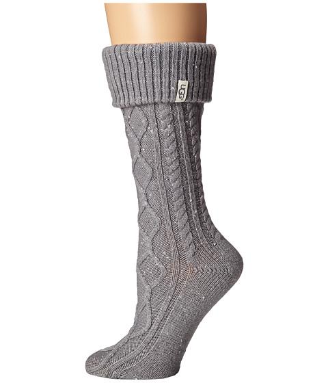 UGG Shaye Tall Rain Boot Socks - Seal