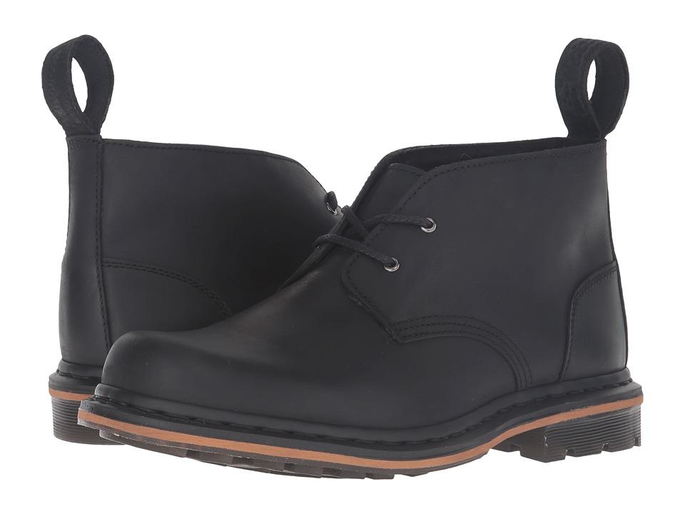Dr. Martens Deverell Desert Boot (Black Kingdom) Lace-up Boots