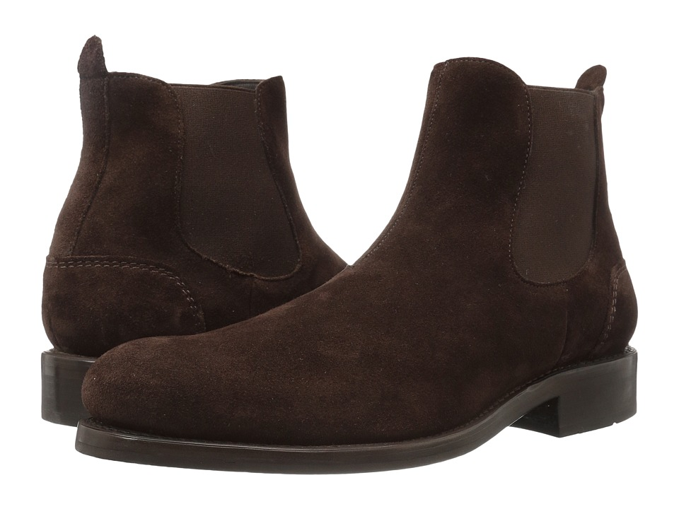 Wolverine 1000 Mile Montague Chelsea Boot (Brown Suede) Men