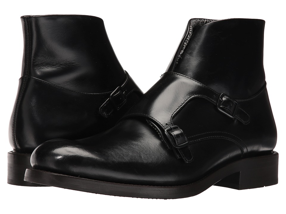 Wolverine Myles (Black Leather) Men