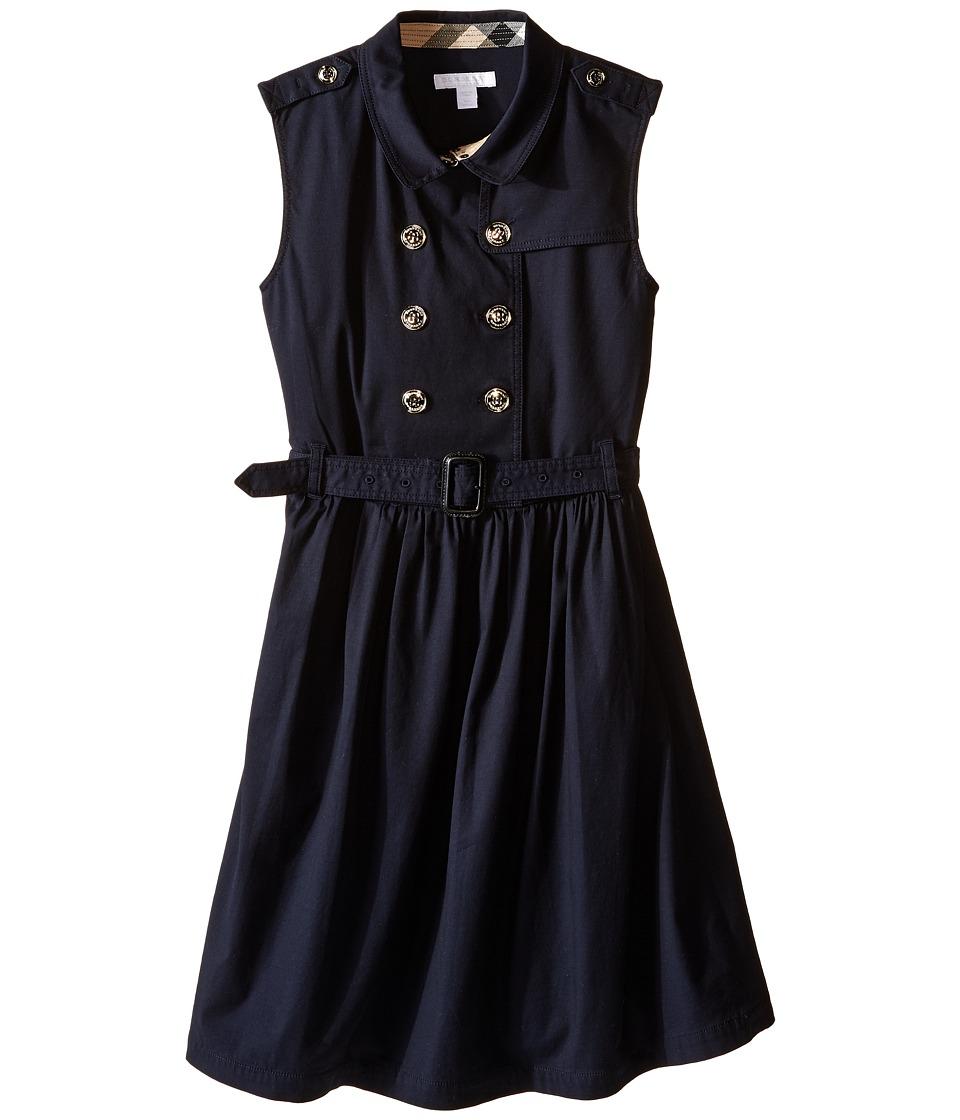 Burberry Kids - Iliana Sleeveless Trench Dress (Little Ki...