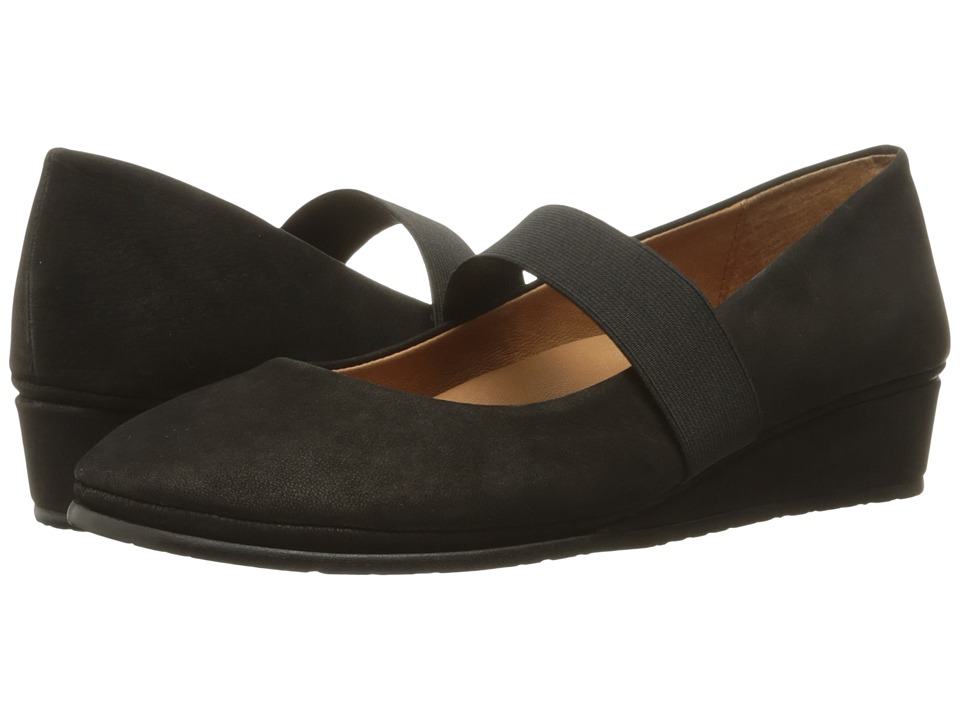 Gentle Souls Aria (Black Nubuck) Women