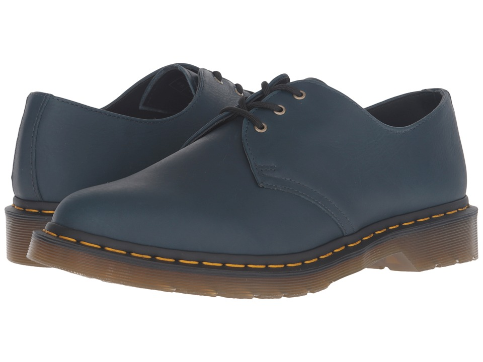 Dr. Martens 1461 3-Eye Gibson (Lake Blue Carpathian)