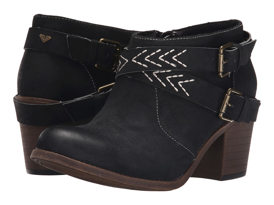 Roxy Janis Black Womens Shoes