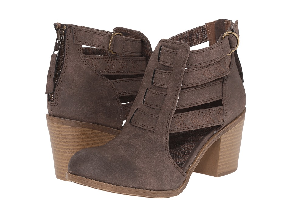 Roxy Mischa Chocolate Womens Shoes