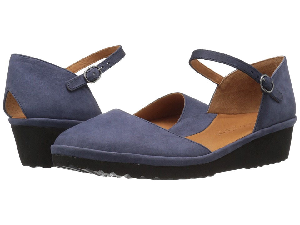 Gentle Souls Nora (Navy Nubuck) Women