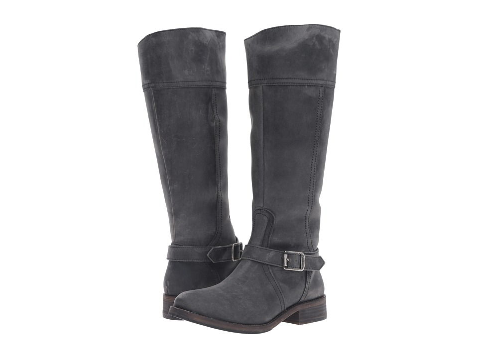 Wolverine Margo (Grey Waxy Leather) Women