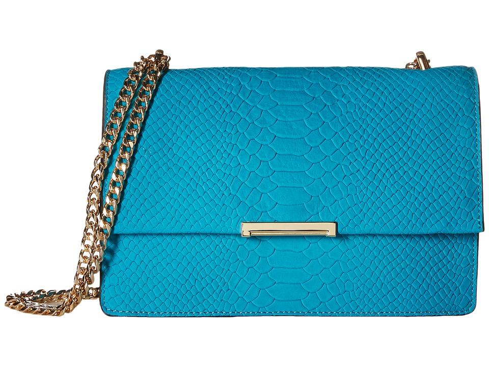 Ivanka Trump - Mara Cocktail Bag (Turquoise) Bags