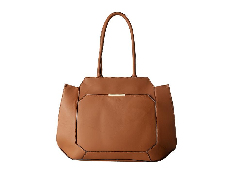 Ivanka Trump - Mara Solutions Satchel (Saddle) Satchel Handbags