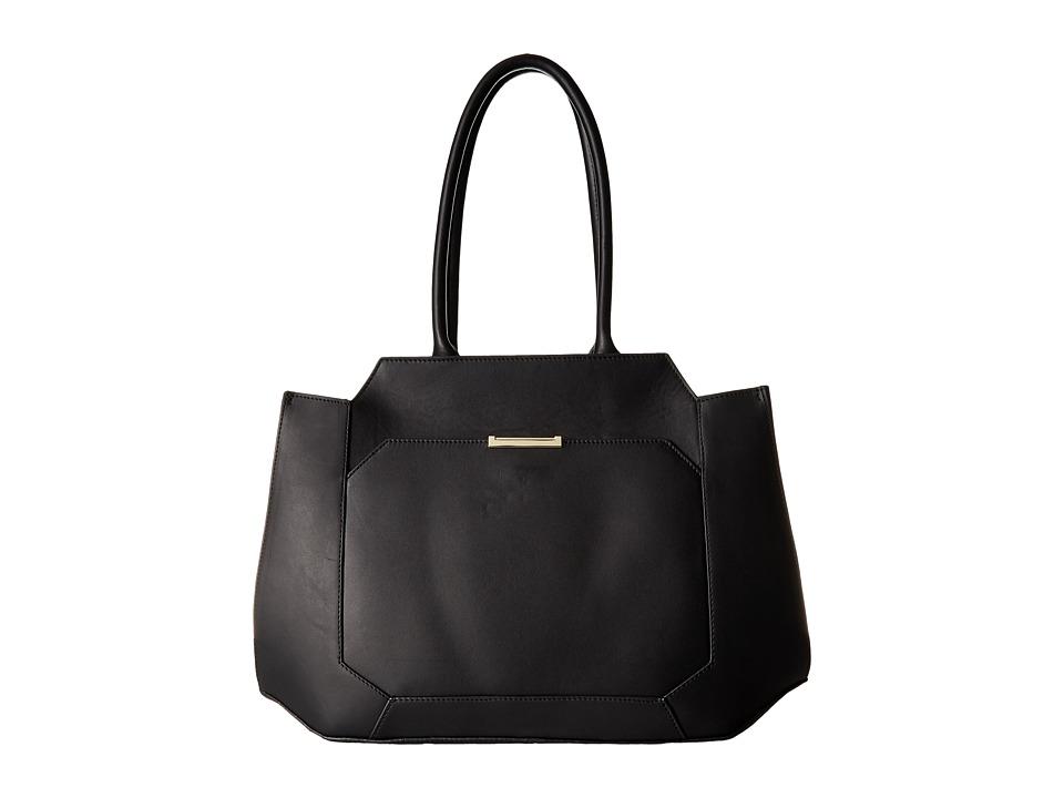 Ivanka Trump - Mara Solutions Satchel (Black) Satchel Handbags