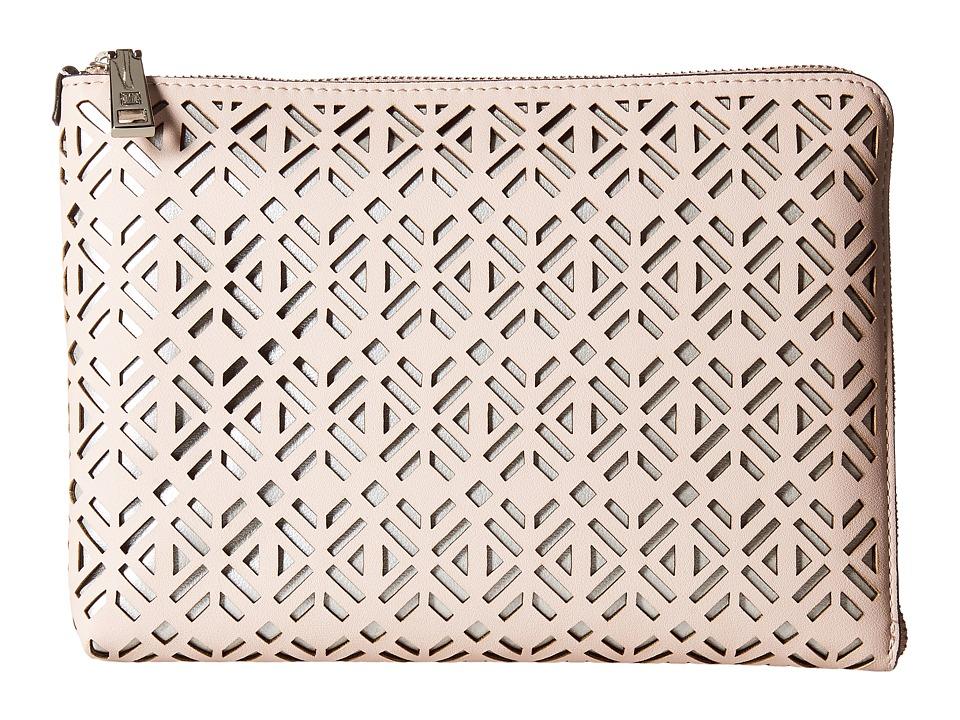 Ivanka Trump - Rio Tech Clutch with Battery Charging Pack (Blush) Clutch Handbags