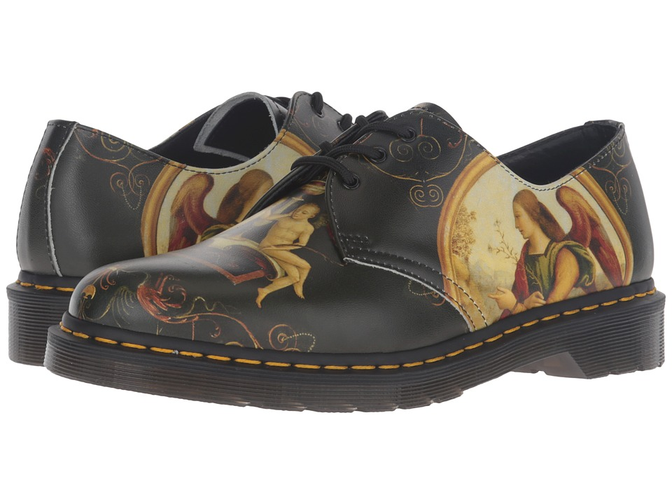 Dr. Martens 1461 3-Eye Gibson (Di Paulo Backhand) Lace up casual Shoes