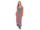 Plus Size Allegra Sleeveless Maxi Dress