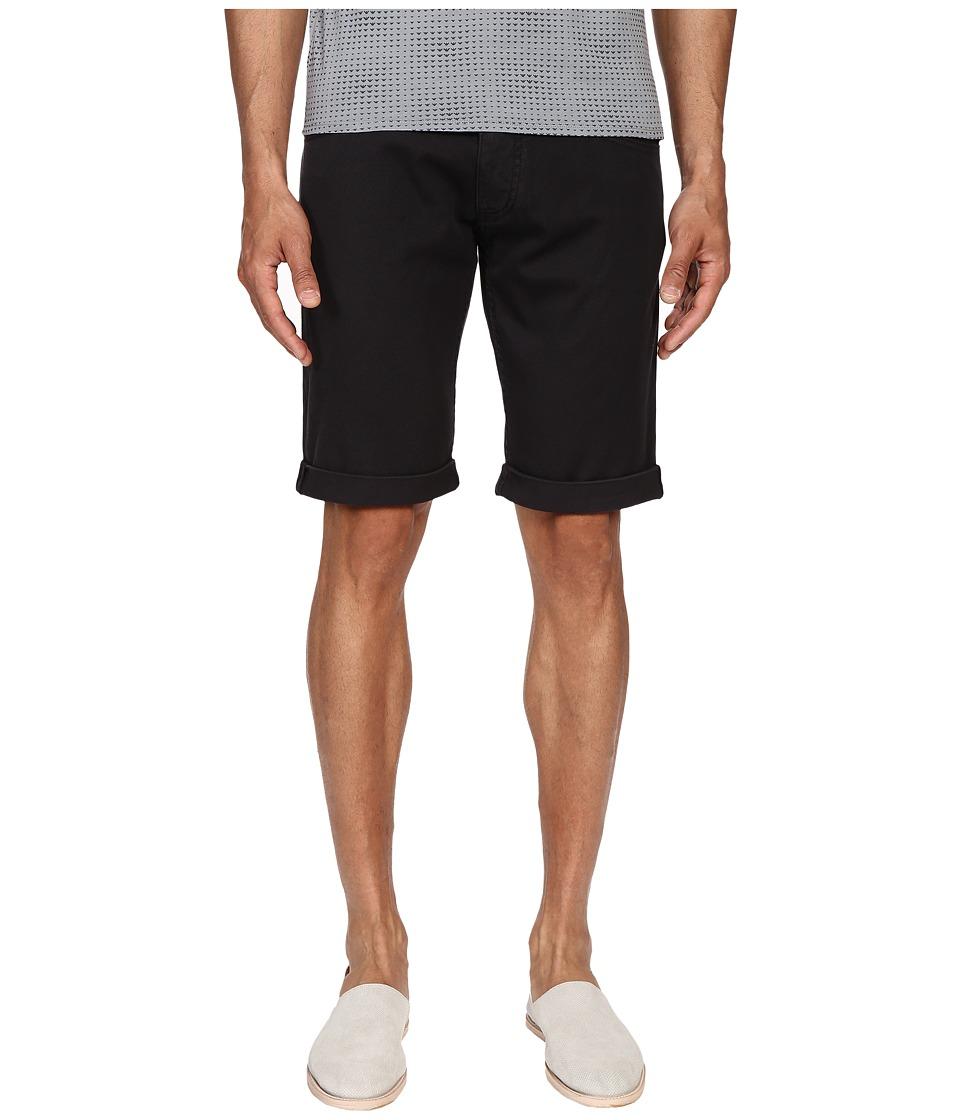 Armani Jeans Slim Shorts Blue Mens Shorts