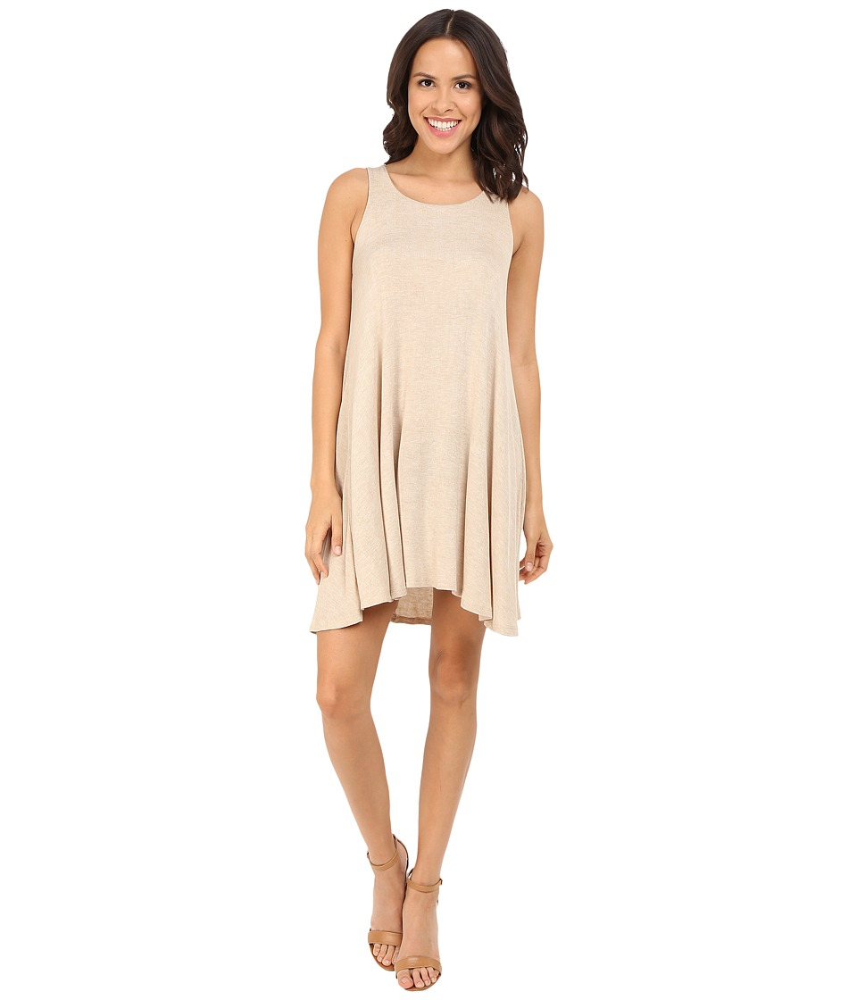 Culture Phit Addison Tank Dress Taupe Womens Dress