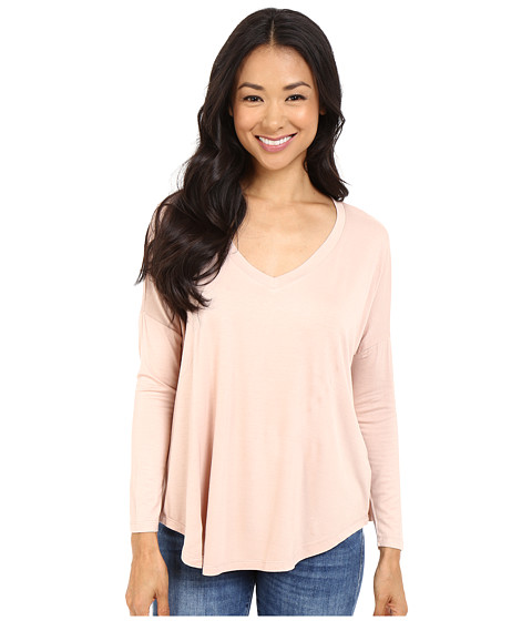 Culture Phit Maya V-Neck Long Sleeve Top
